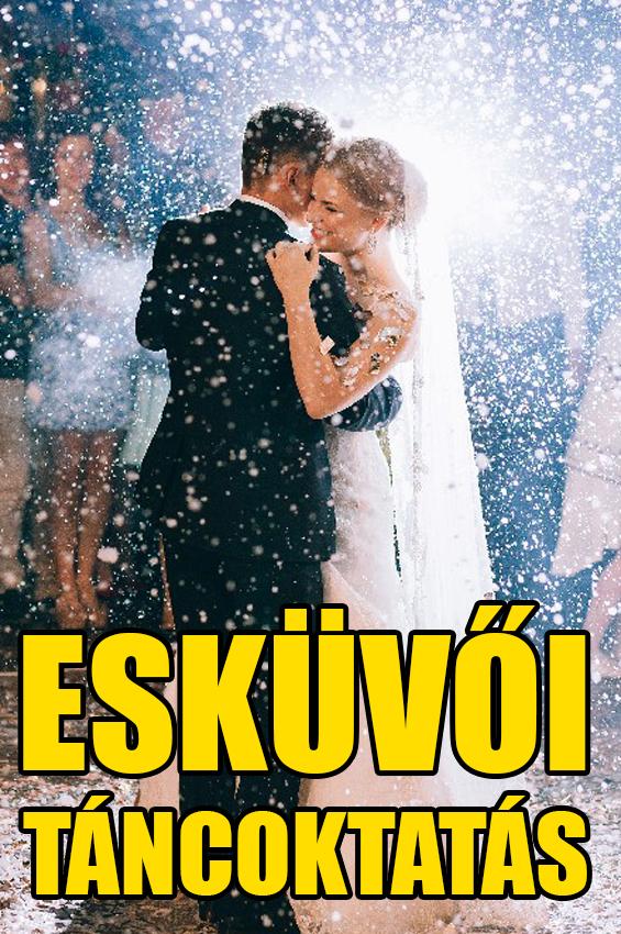 esküvői táncoktatás, tánc esküvőre, esküvői tánctanár